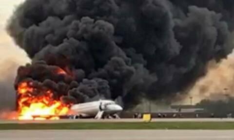 При крушении самолета в Шереметьево выжили 37 человек из 78 находившихся на борту