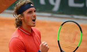 Стефанос Циципас стал победителем теннисного турнира в Португалии