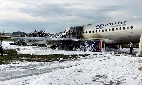 Αεροπορική τραγωδία στη Μόσχα: Στους 41 οι νεκροί - Σοκαριστικά βίντεο (pics+vids)