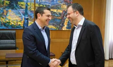 Фанасис Теохаропулос стал новым министром туризма Греции