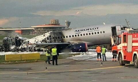 """""""Аэрофлот"""" опубликовал список выживших пассажиров Superjet"""
