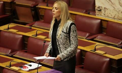 Μαρία Σταυρινούδη : Πρέπει να διεκδικήσουμε την Εθνική μας αξιοπρέπεια!