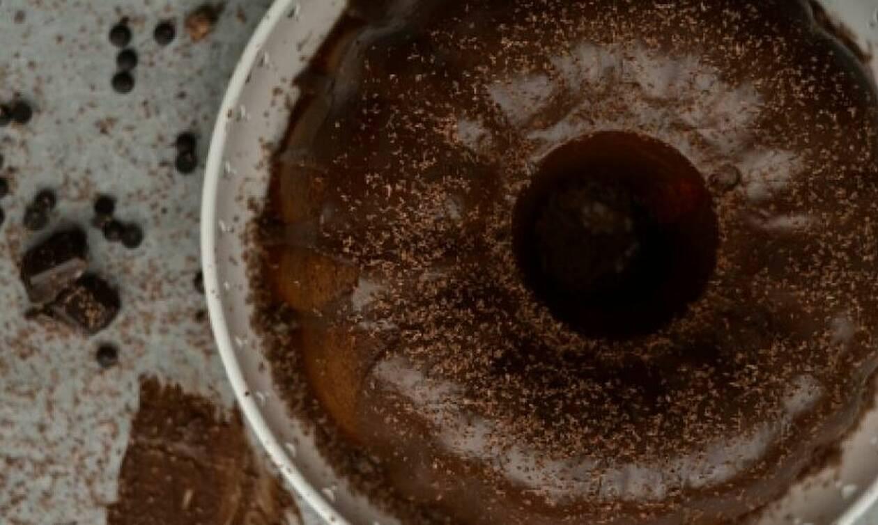 Η συνταγή της ημέρας: Κέικ σοκολάτας