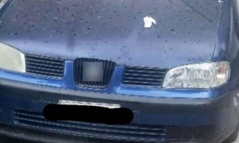 Θεσσαλονίκη: Πάρκαρε σε ράμπα για ΑμεΑ – Δείτε πώς βρήκε το αυτοκίνητό του (photo)