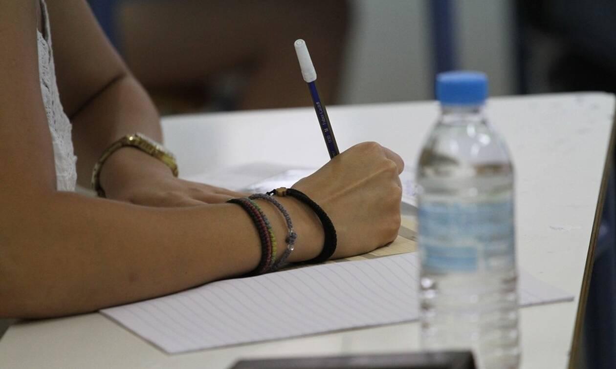 Πανελλήνιες 2019: Το πρόγραμμα των εξετάσεων - Αναλυτικά ημερομηνίες και μαθήματα