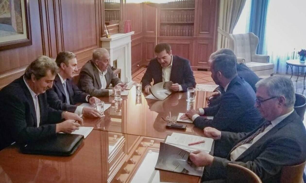 Τσίπρας: Το «Ερρίκος Ντυνάν» επανέρχεται στο ΕΣΥ και στην υπηρεσία των πολλών
