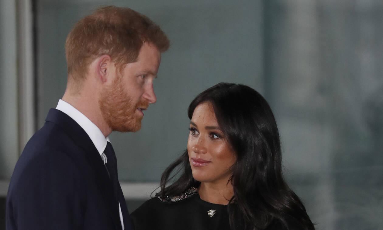 Γεννάει η Μέγκαν Μαρκλ - Έρχεται το πριγκιπικό μωρό