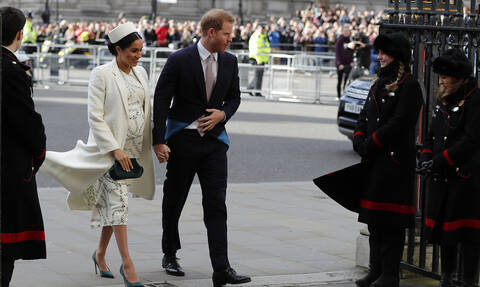 Ήρθε το βασιλικό μωρό! Γέννησε αγόρι η Μέγκαν Μαρκλ