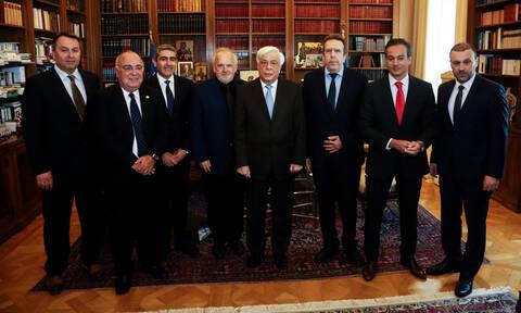 Προκόπης Παυλόπουλος: Ραχοκοκαλιά της οικονομίας η μικρομεσαία επιχείρηση