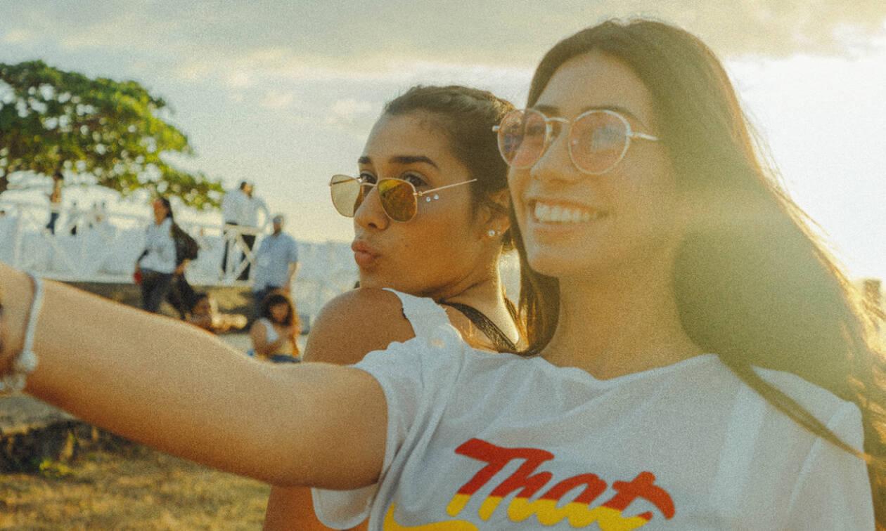Υπάρχει λόγος για τον οποίο η μύτη σου φαίνεται χάλια στις selfies