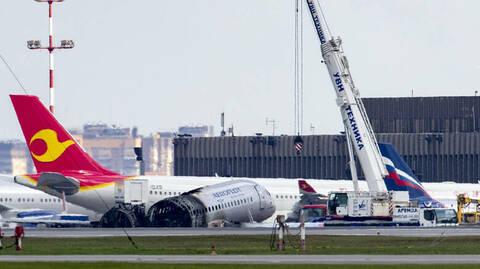 Μόσχα: Καταγγελία σοκ - Οι επιβάτες της business class εμπόδισαν τους υπόλοιπους να σωθούν
