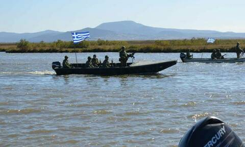 Τμήμα πλωτής αστυνόμευσης στον Έβρο προωθεί το υπουργείο Προστασίας του Πολίτη
