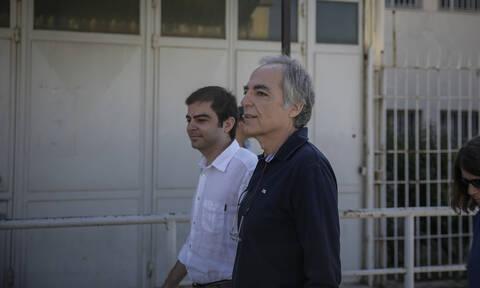 Στο νοσοκομείο μεταφέρθηκε ο Δημήτρης Κουφοντίνας