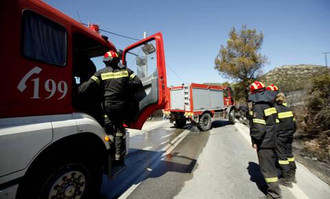 Τραγωδία στη Μεγαλόπολη: Πτώμα εντοπίστηκε σε φλεγόμενο αυτοκίνητο