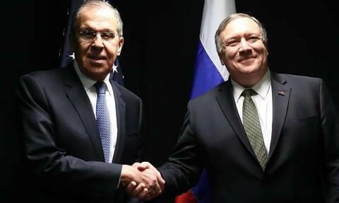 Переговоры Лаврова и Помпео запланированы на 14 мая в Сочи