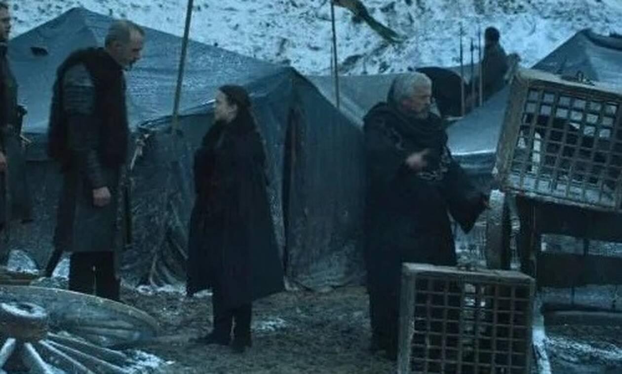 Game of Thrones: Πρωταγωνίστρια απαγορεύεται να παρακολουθήσει τη σειρά! (pics+vid)
