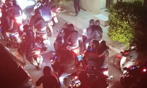 Οι φωτογραφίες της ντροπής από την επίθεση στον Αναστόπουλο