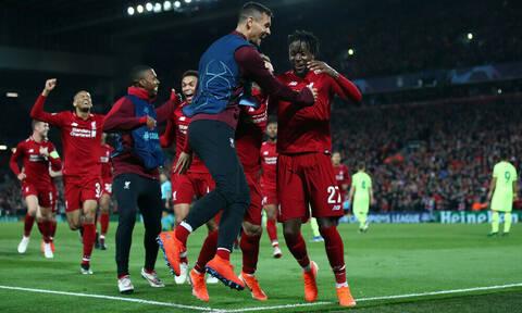 Λίβερπουλ: Τα απίθανα ρεκόρ στο Champions League, ο Παναθηναϊκός και η Μπαρτσελόνα! (photos+video)
