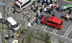 Φρικτό τροχαίο στην Ιαπωνία: Αυτοκίνητο παρέσυρε νήπια – 13 παιδιά στο νοσοκομείο