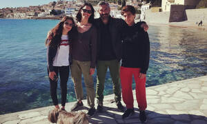Νόνη Δούνια: Οι ποινές που επιβάλλει στα παιδιά της όταν της κρύψουν κάτι (vid)