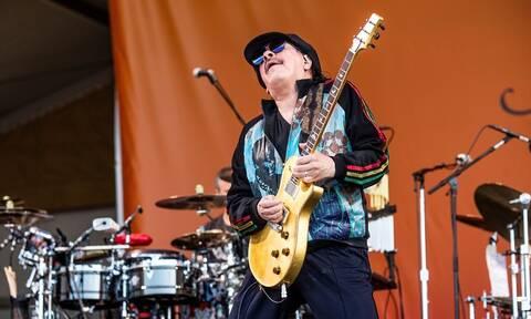Στις 7 Ιουνίου το πρώτο single από τη νέα δισκογραφική δουλειά του Santana (vid)