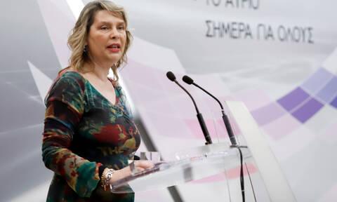 Debate και με τον Τσίπρα για τις ευρωεκλογές θέλει η Παπακώστα