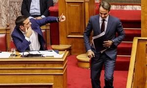 Βουλή: Δείτε live την συζήτηση για την ψήφο εμπιστοσύνης