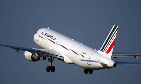 «Θρίλερ» με αεροσκάφος της Air France - Έκανε αναγκαστική προσγείωση