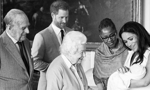 Meghan Markle - Πρίγκιπας Harry: Αυτό είναι το όνομα του βασιλικού βρέφους (pics)