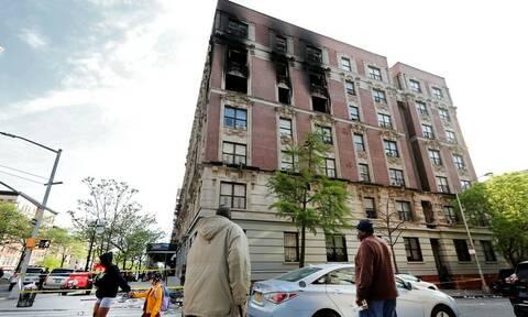 Τραγωδία στη Νέα Υόρκη: Έξι νεκροί από πυρκαγιά σε διαμέρισμα (pics)