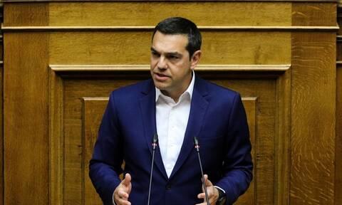 Τσίπρας σε Μητσοτάκη: «Θα το πιείς το πικρό ποτήρι και θα ψηφίζεις τα μέτρα ένα - ένα»
