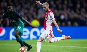 Άγιαξ – Τότεναμ: Με το… ένα πόδι στον τελικό οι Ολλανδοί από το ημίχρονο
