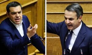 Ψήφος εμπιστοσύνης - «Σφαγή» Τσίπρα – Μητσοτάκη στη Βουλή: Ακραία πόλωση και βαριές κουβέντες