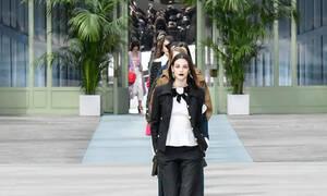 Το πρώτο show της νέας διευθύντρια του οίκου Chanel (video)