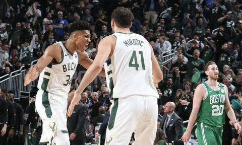 NBA: Τότε αρχίζουν οι τελικοί της Ανατολής για Μπακς