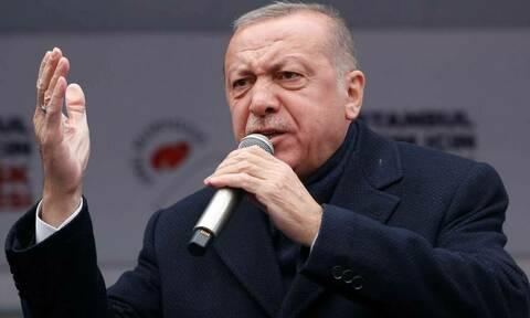 Эрдоган: Мы готовы к военным операциям на границах
