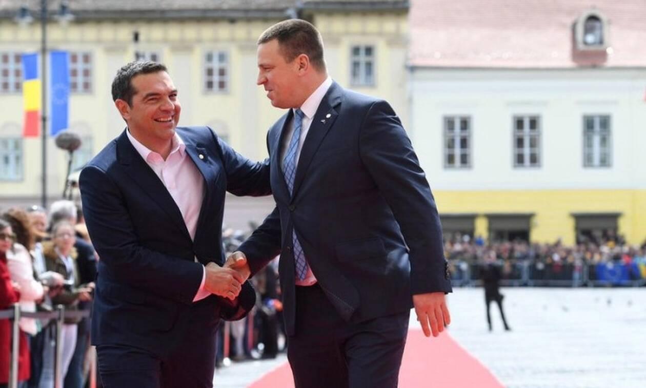 Τσίπρας: Η Ε.Ε. πρέπει να έχει ενιαία θέση όταν παραβιάζεται το διεθνές δίκαιο