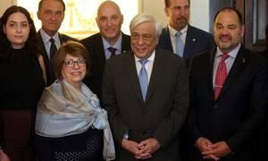 Παυλόπουλος: Ελλάδα και Κύπρος έχουμε την δύναμη να υπερασπιστούμε το Διεθνές Δίκαιο