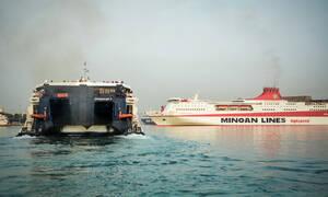 Τραγωδία εν πλω: Το Κρήτη-Πειραιάς ήταν το τελευταίο της ταξίδι