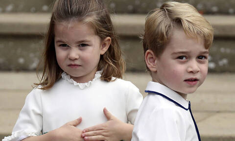 Ο πρίγκιπας George είχε αποκαλύψει το όνομα του μωρού Harry-Meghan τρεις μήνες πριν