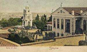 Άγιος Ιωάννης ο Θεολόγος, μια άγνωστη εκκλησία της Σμύρνης