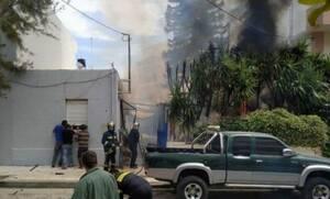 Ιεράπετρα: Ισχυρή έκρηξη από φιάλη υγραερίου σε σπίτι - Σείστηκε όλη η περιοχή (pics)