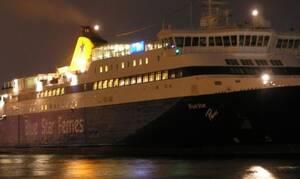Σύρος: Ταλαιπωρία για 556 επιβάτες του Blue Star Paros λόγω βλάβης