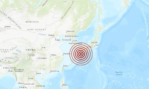 Σεισμός 6,3 Ρίχτερ στην Ιαπωνία