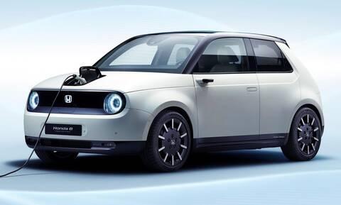 Η Honda ονόμασε το ηλεκτρικό της μίνι e