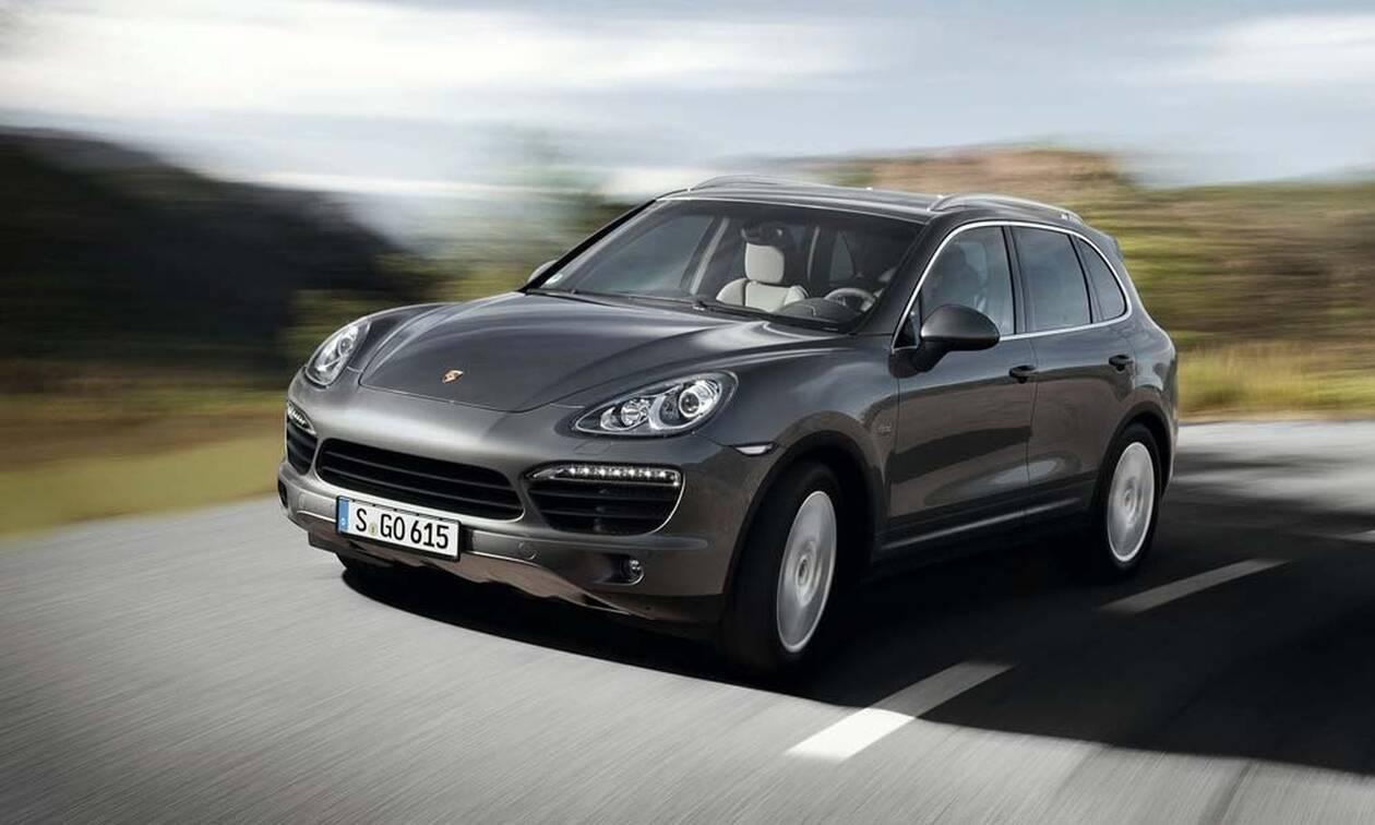 Πρόστιμο 535 εκατομμυρίων ευρώ στην Porsche για παραποίηση εκπομπών ρύπων