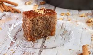 Η συνταγή της ημέρας: Καρυδόπιτα της γιαγιάς