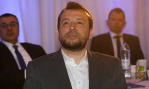 ND will do anything to avoid discussing its harsh programme, Pappas says