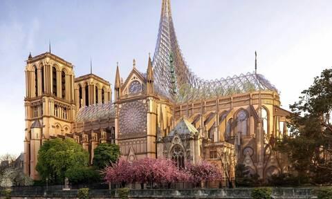 Παναγία των Παρισίων: Στη δημοσιότητα ένα απίστευτο σχέδιο ανοικοδόμησης (video)