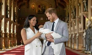 Πέντε πράγματα που σίγουρα δεν ξέρεις για το γιο του πρίγκιπα Harry και της Meghan Markle